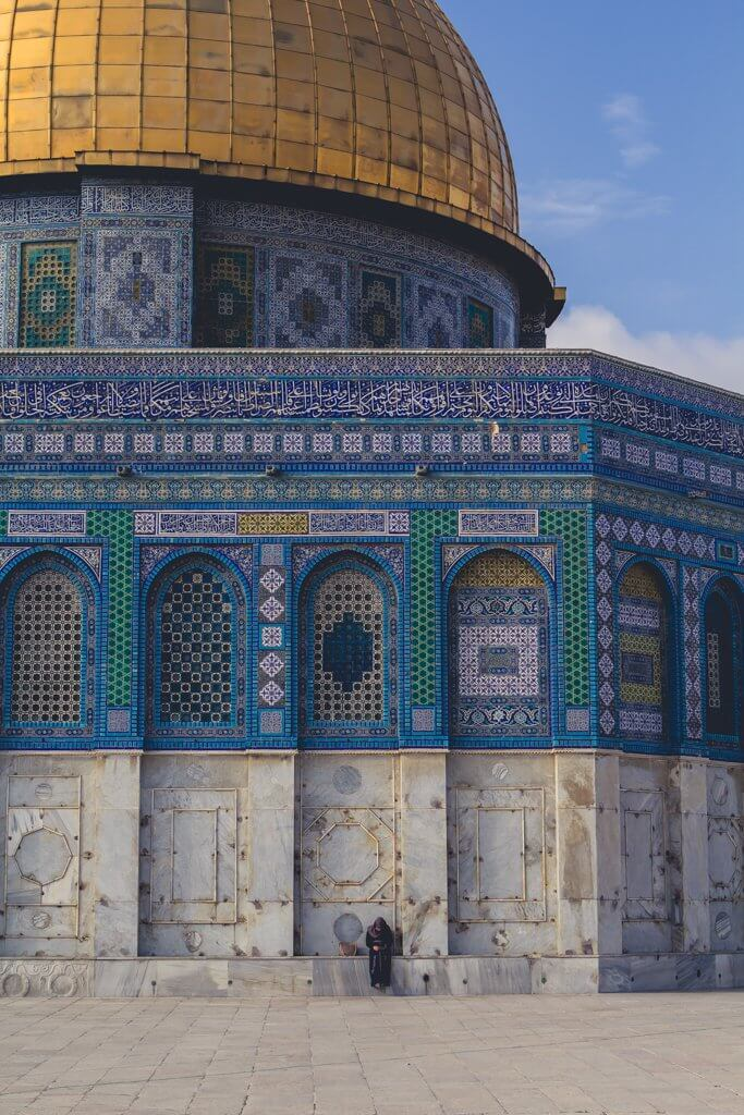 Dome of the Rock Jerusalem Old City