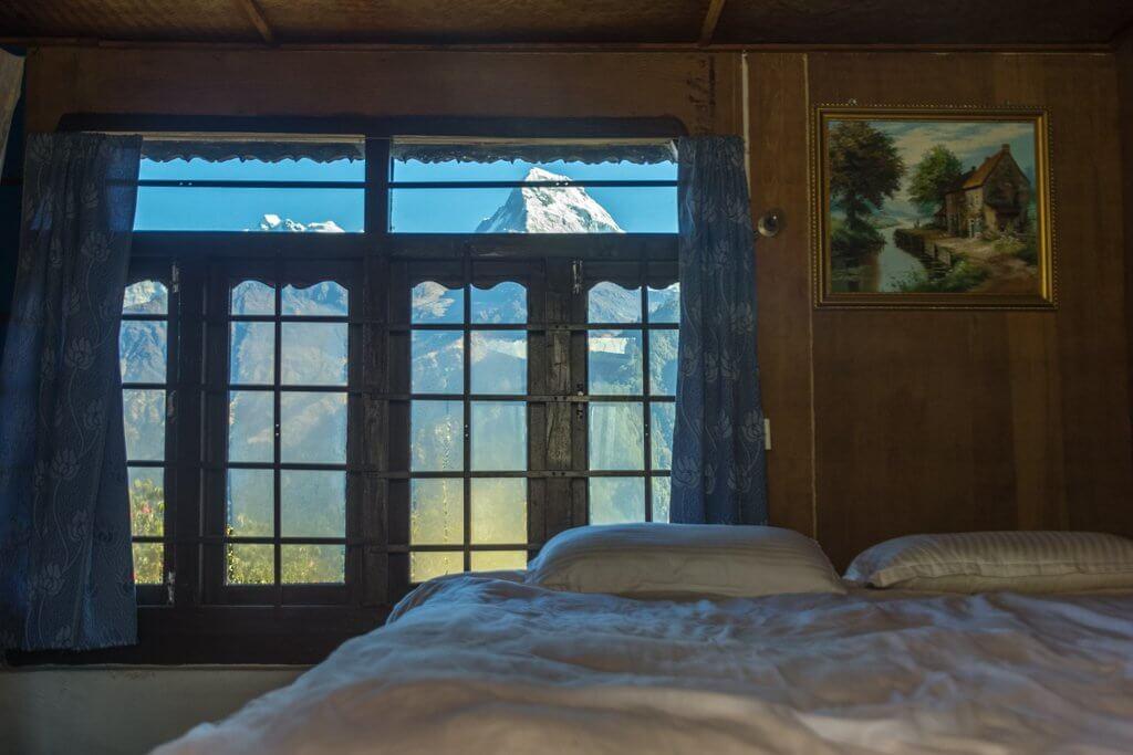 Sunny View Hotel Ghorepani Nepal
