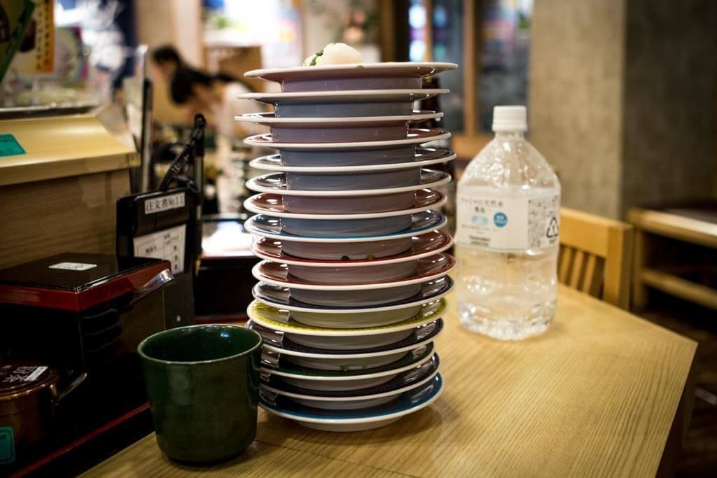 Sushi Belt | Things to Do in Fukuoka