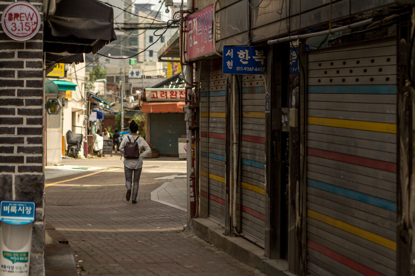 Ikseon Dong Alley