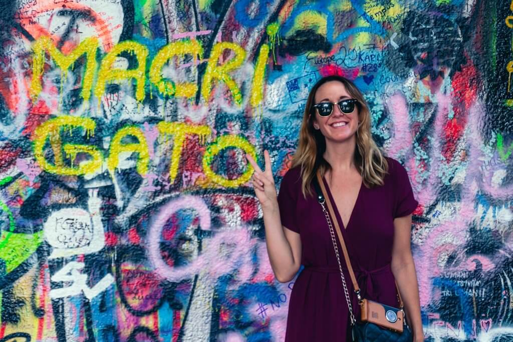 Lennon Wall Best Things to do in Prague