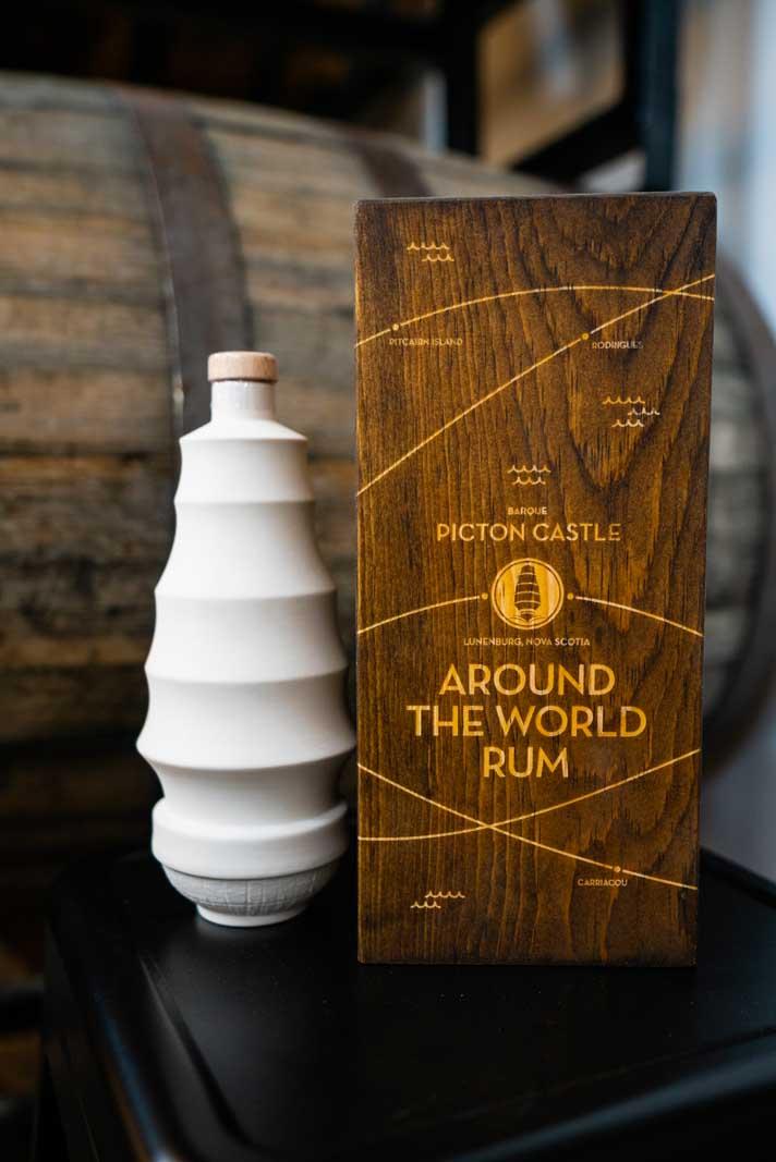 Ironworks Distillery Around the World Rum