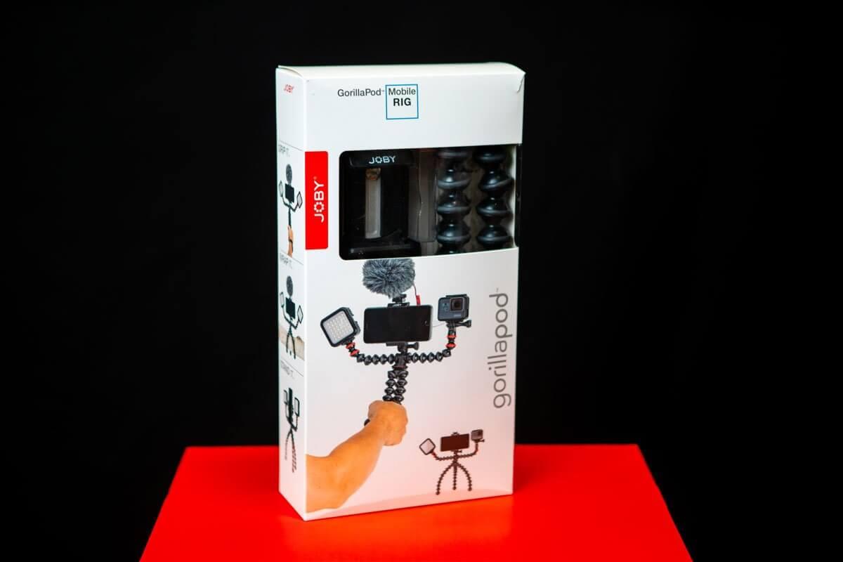 JOBY-GorillaPod-Mobile-Rig-Review-vlogging-tripod
