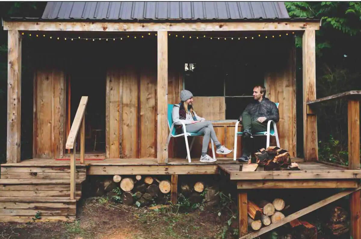 Jungalow-Tiny-House-in-Washington-Bainbridge-Island-Airbnb