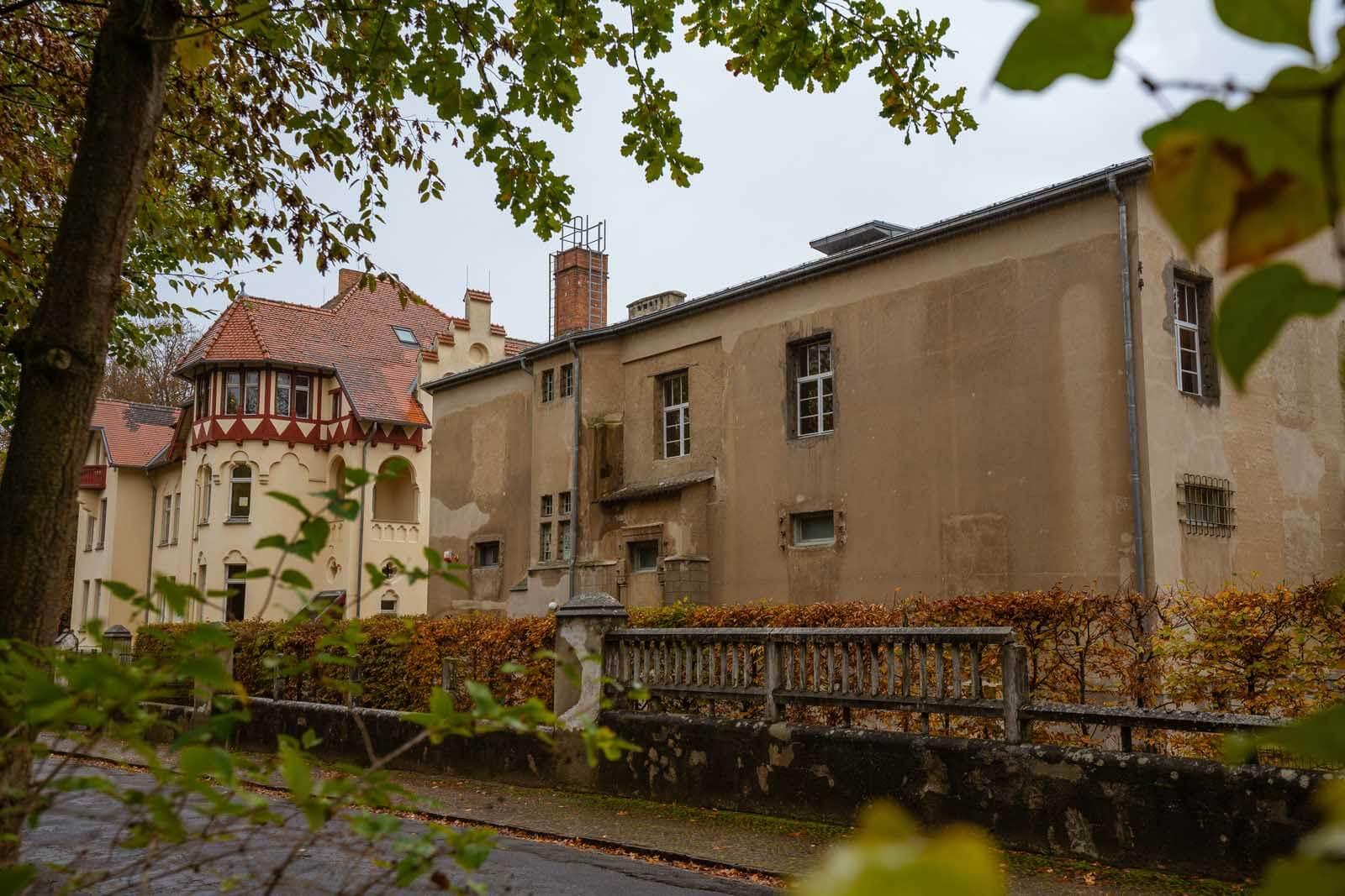 KGB Prison Complex in Potsdam Germany