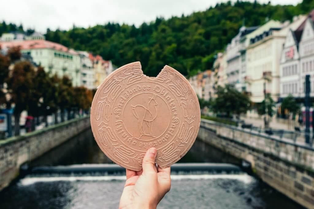Spa Wafers Karlovy Vary