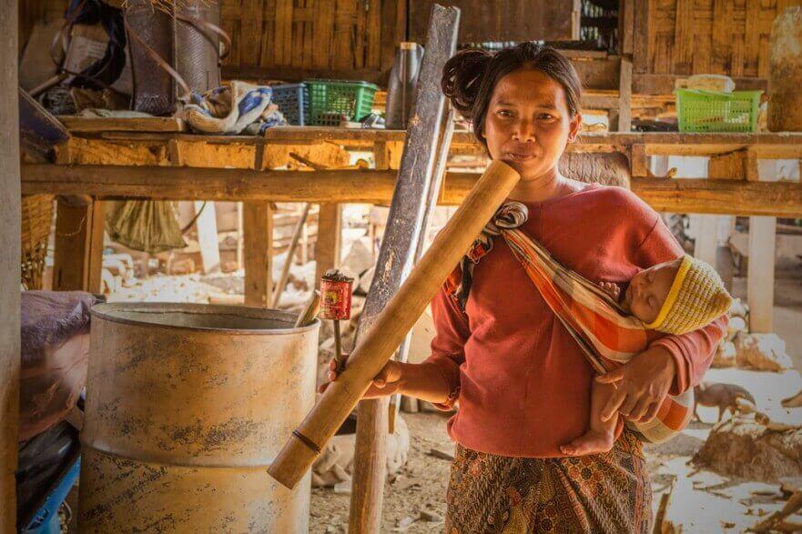 Katu Bamboo Bong