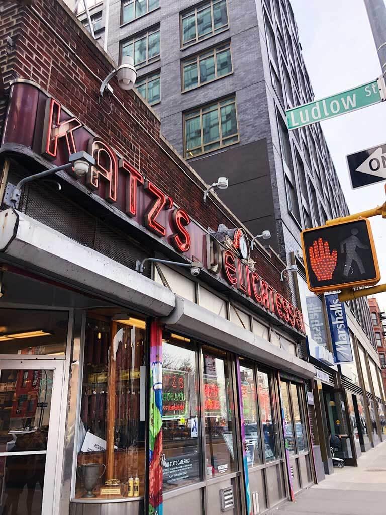 Katz in New York City