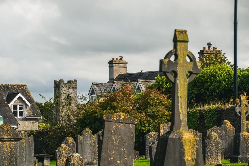 St. Canice's Cathedral Kilkenny Ireland