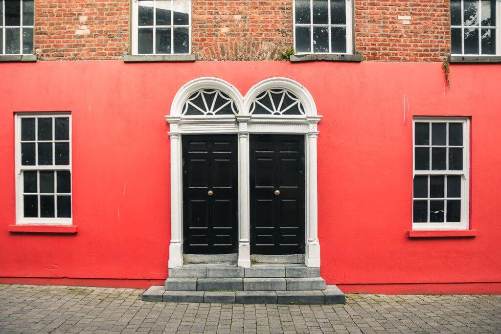 Kilkenny Ireland Doors
