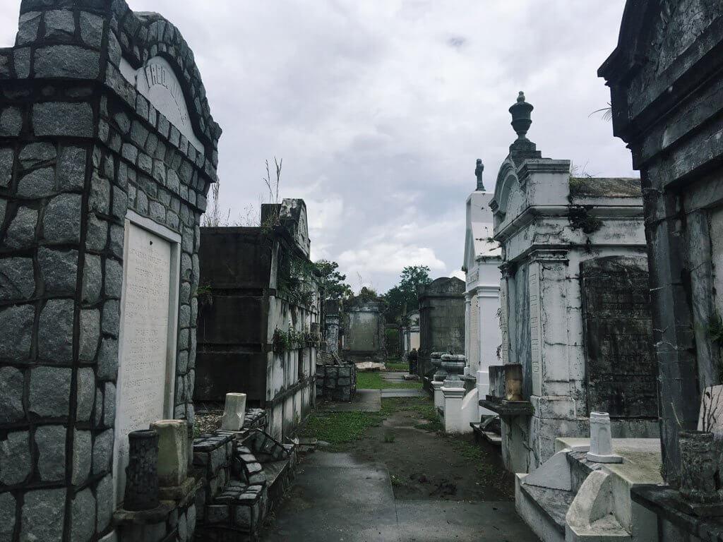 Lafayette Cemetery NOLA