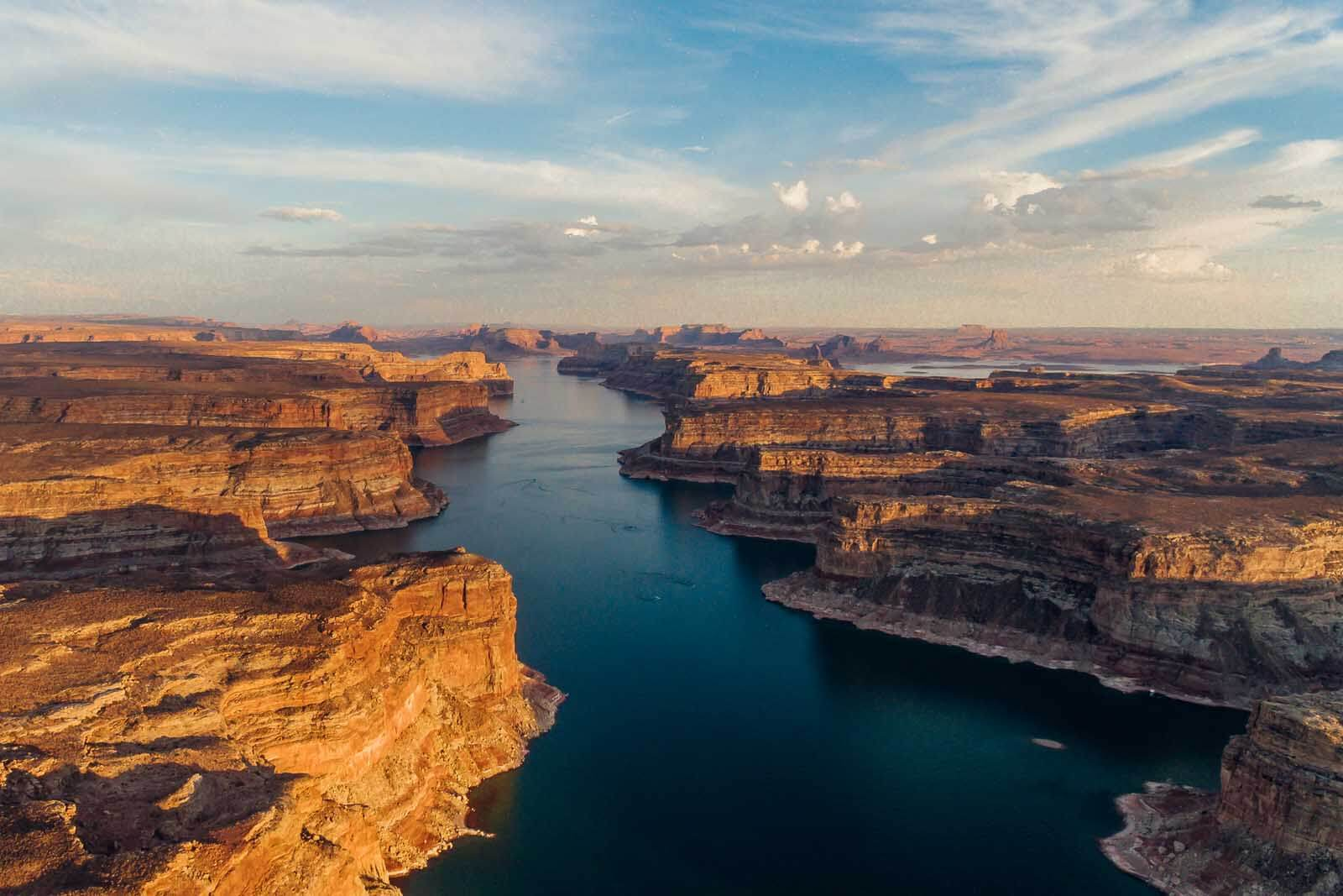 Lake Powell View