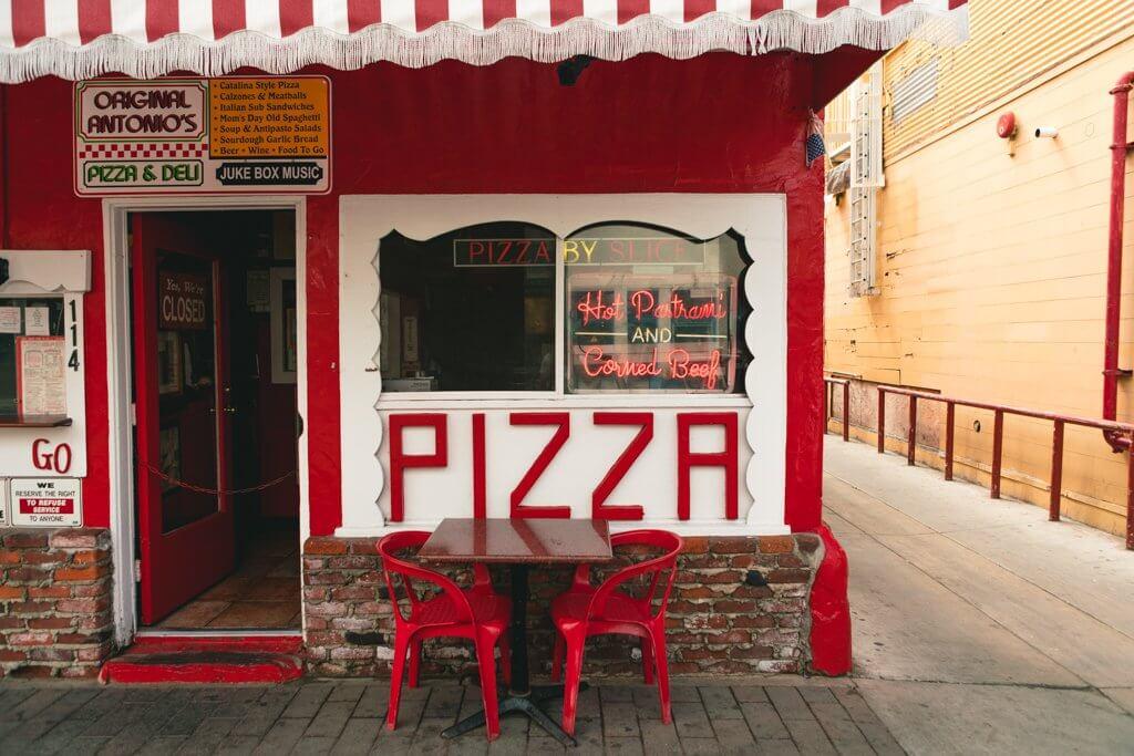 Antonios Pizza Catalina