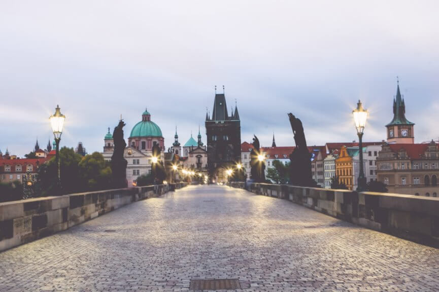 Charles Bridge Prague best things to do in prague