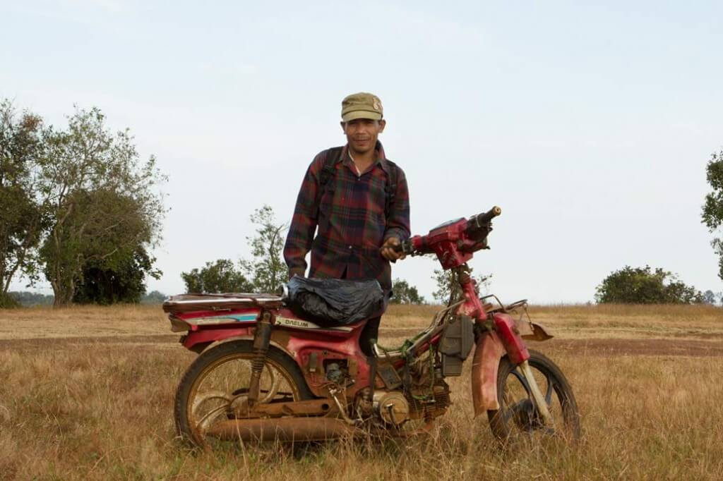 Mahout-with-Motorbike