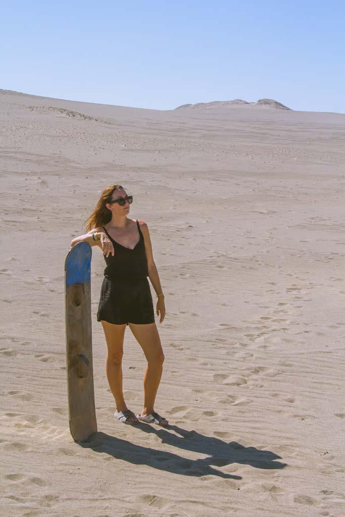 San Dunes in Ilocos Norte