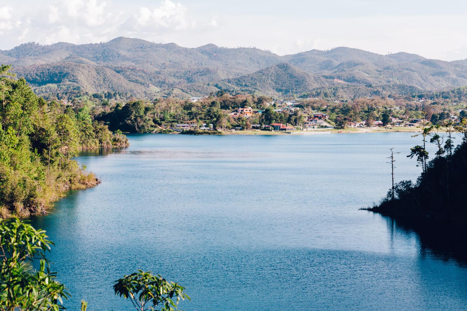 Montebello Lakes Chiapas