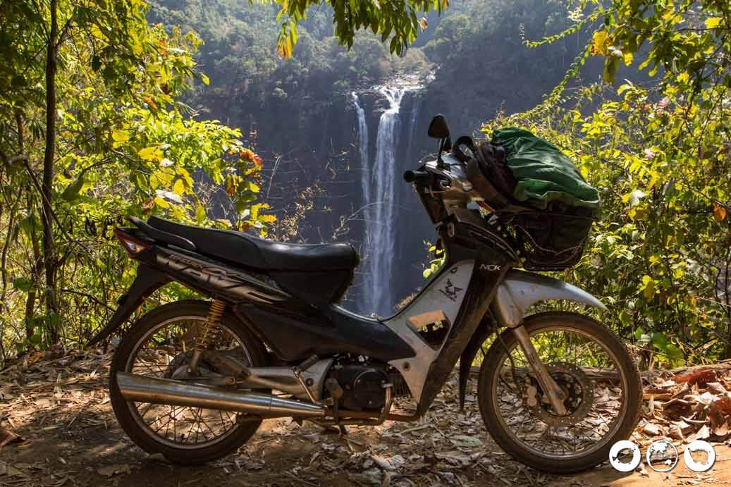 Southern Laos Budget Breakdown