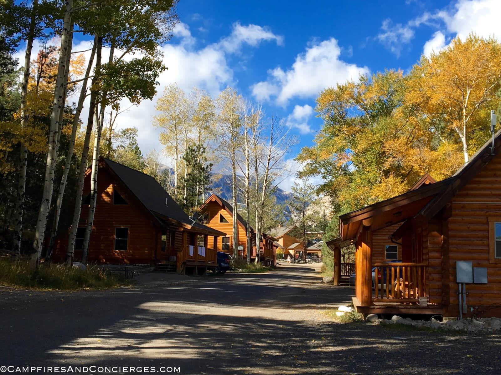 Mount Princeton Cabins