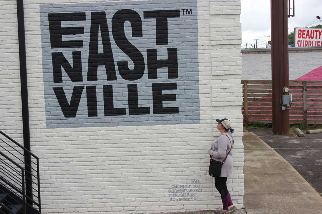 Nashville Street Art 3 Days in Nashville