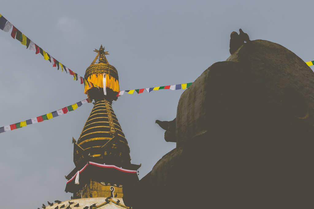 Kaathe Swayambhu Stupa