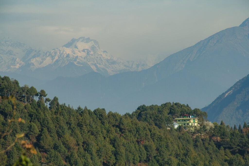 Nagarkot KAthmandu Valley Rim Trek