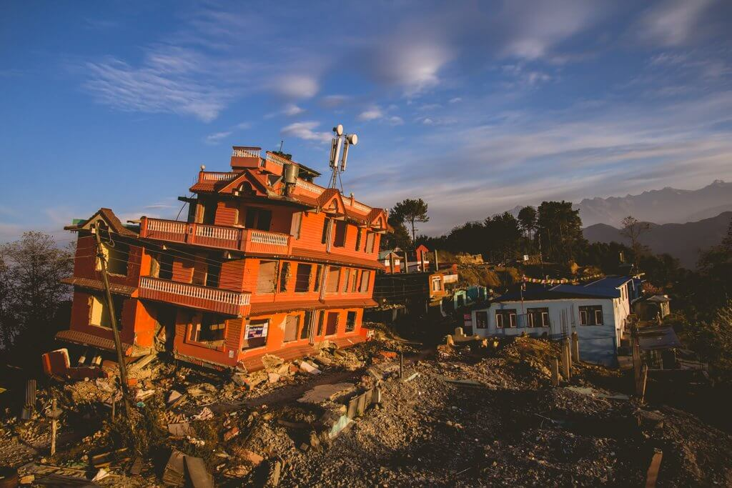 Chisipani Kathmandu Valley Rim Trek