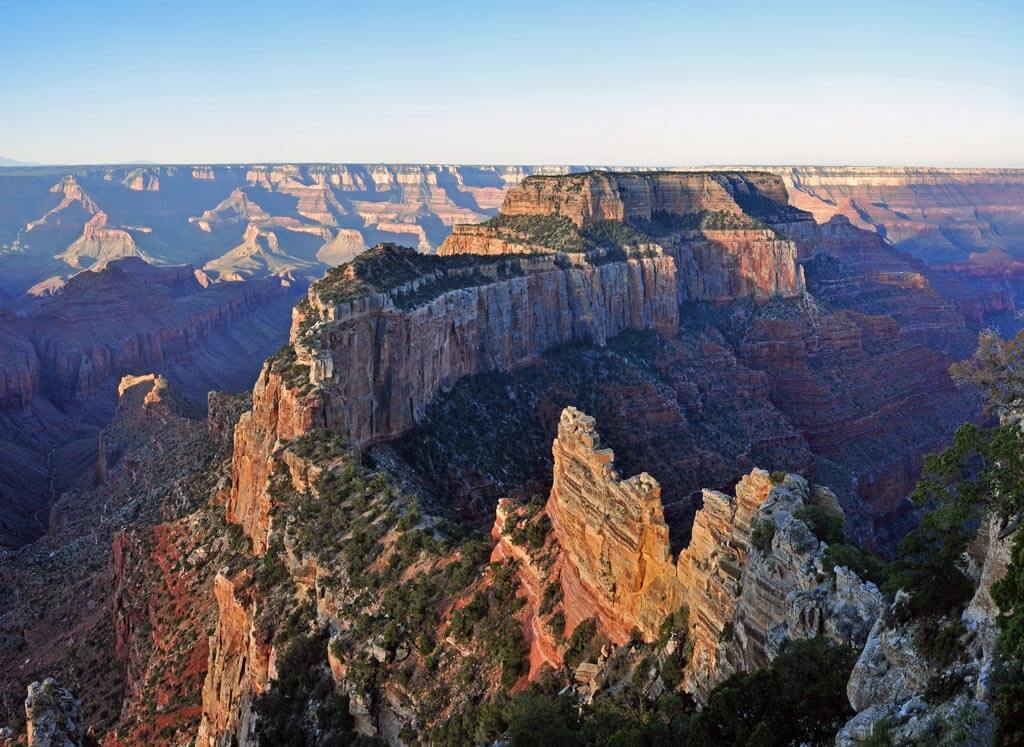 North Rim of the Grand Canyon National Park