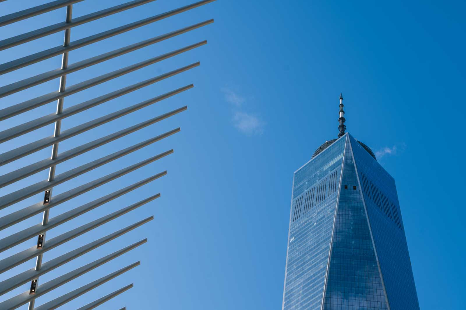 World Trade Center in New York City