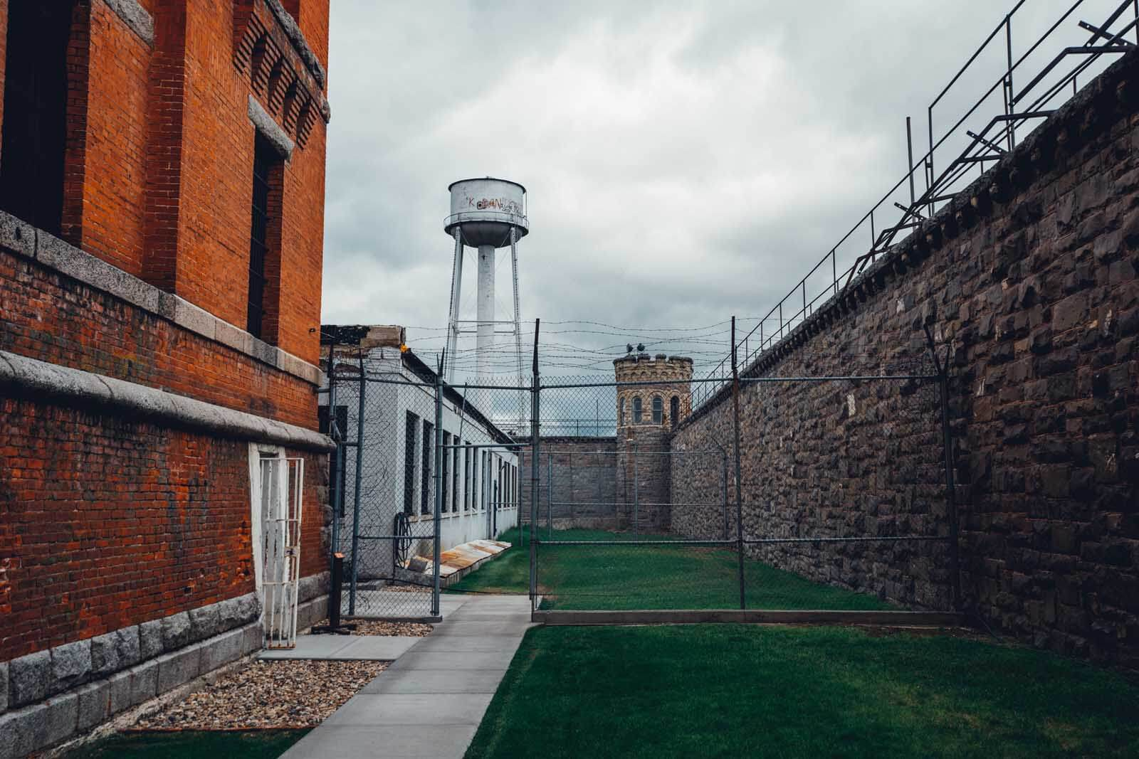 Old Montana Prison Museum in Deer Park