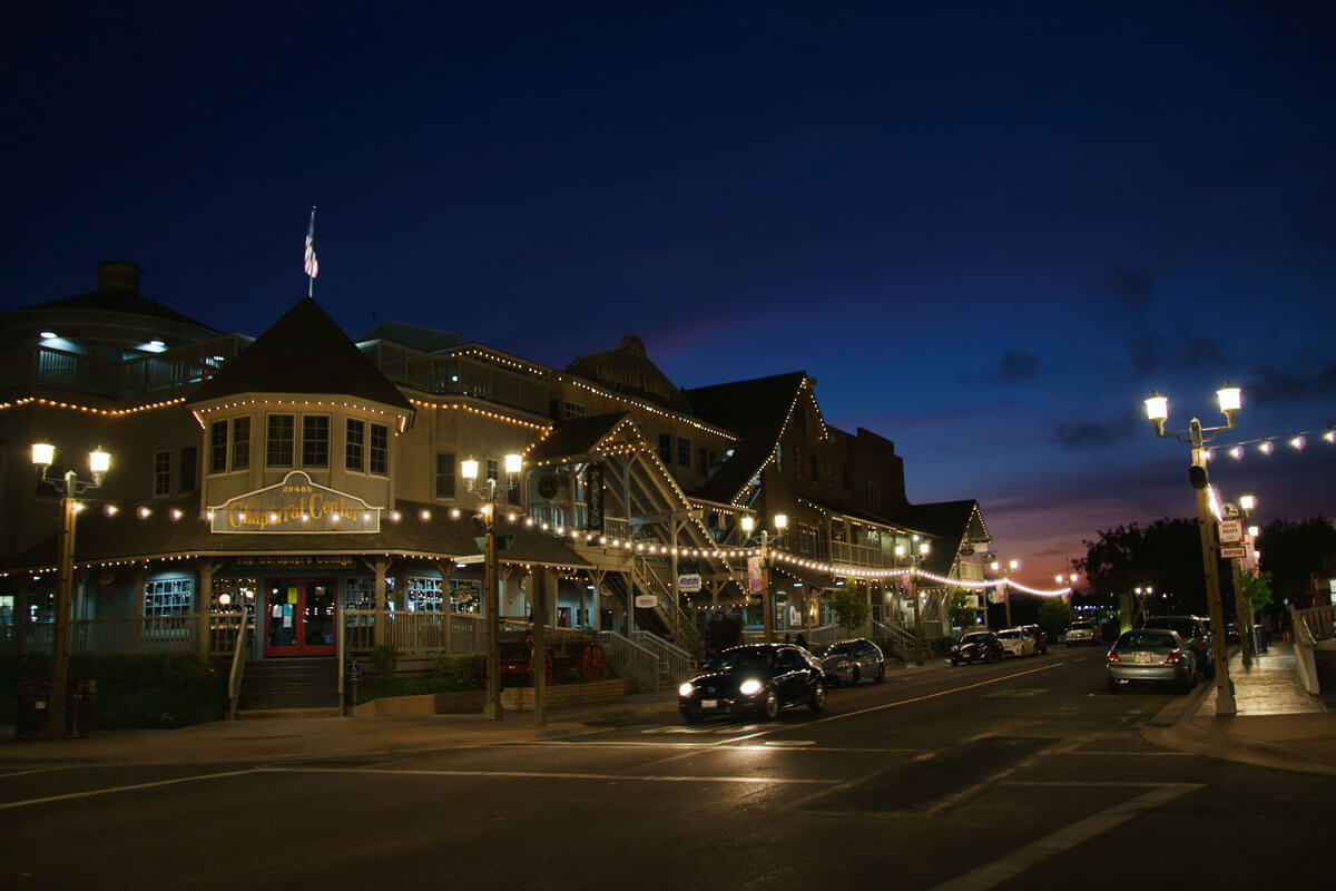 Old-Town-Temecula-at-night-by-Katie-Hinkle