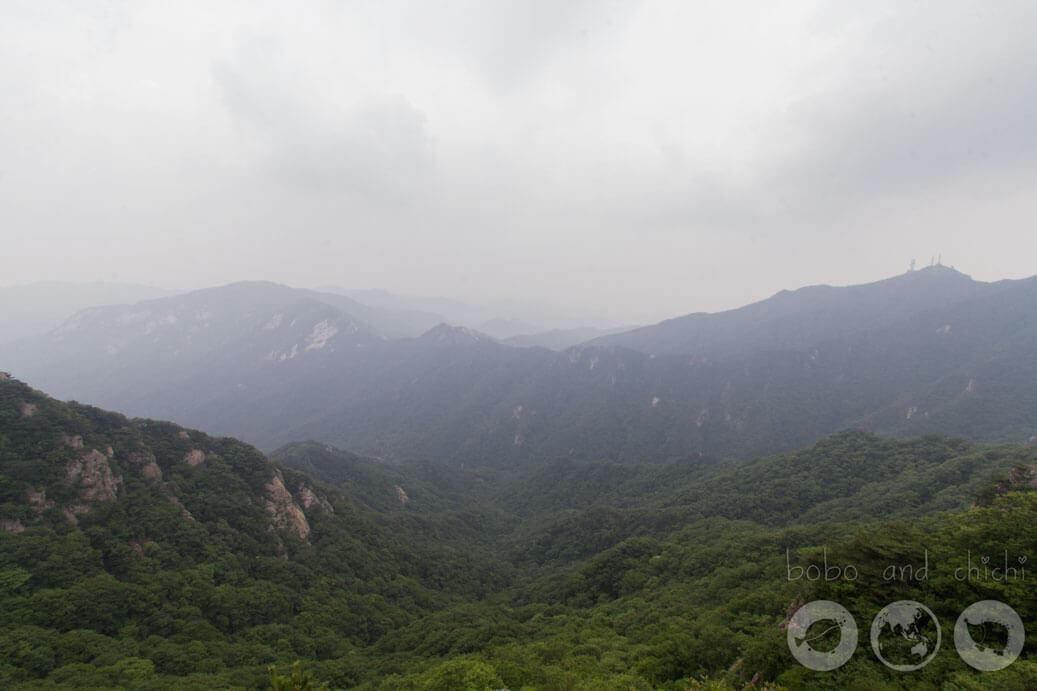 Gyerongsan National Park