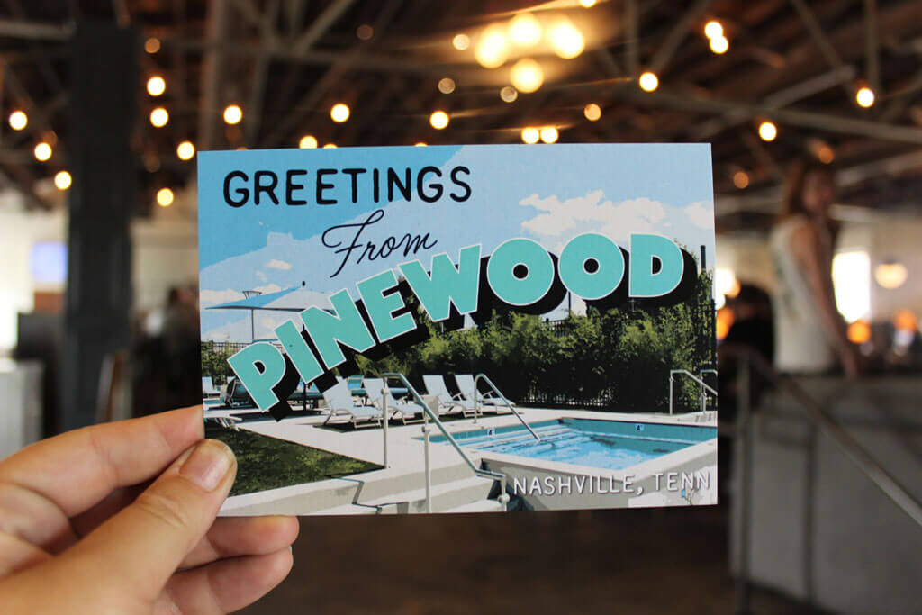 Pinewood Social in Nashville