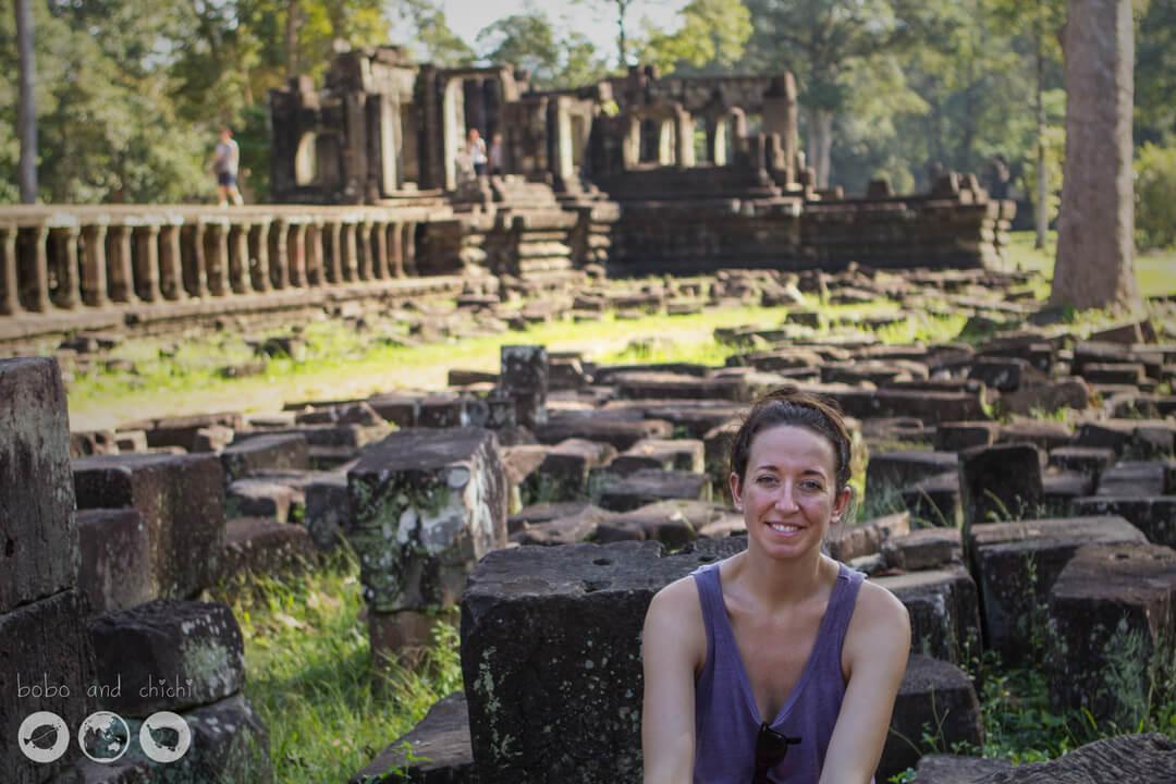 Angkor Wat Portraits