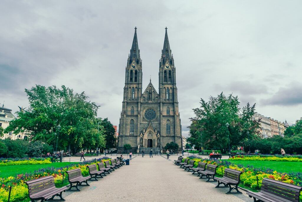 Church St. Ludmila Best things to do in Prague