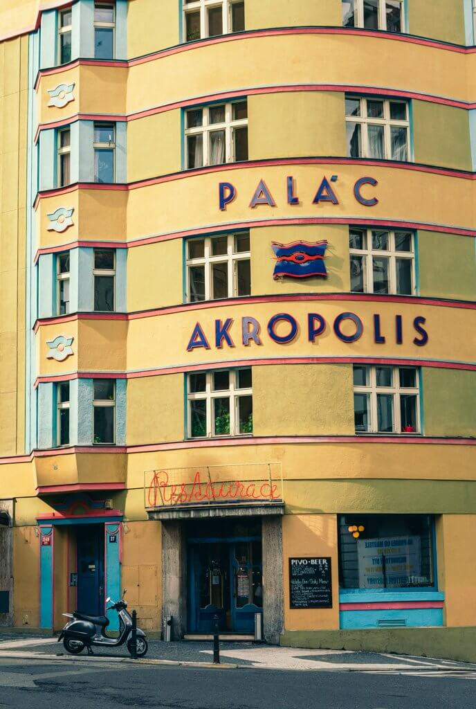 Akropolis Theater Prague Best Things to do in PRague
