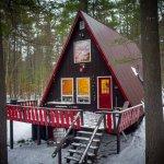 18+ Romantic Cabin Getaways in New York