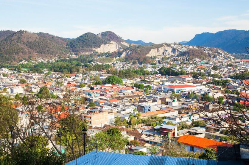 San Cristobal Chiapas Mexico