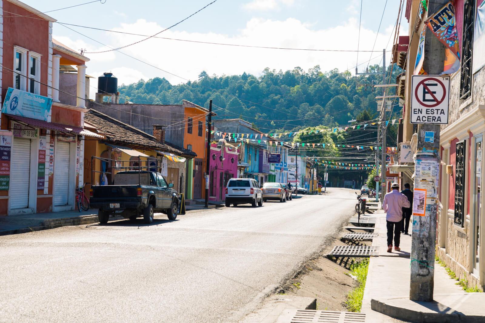 San Cristobal de las Casas in Chiapas Mexico