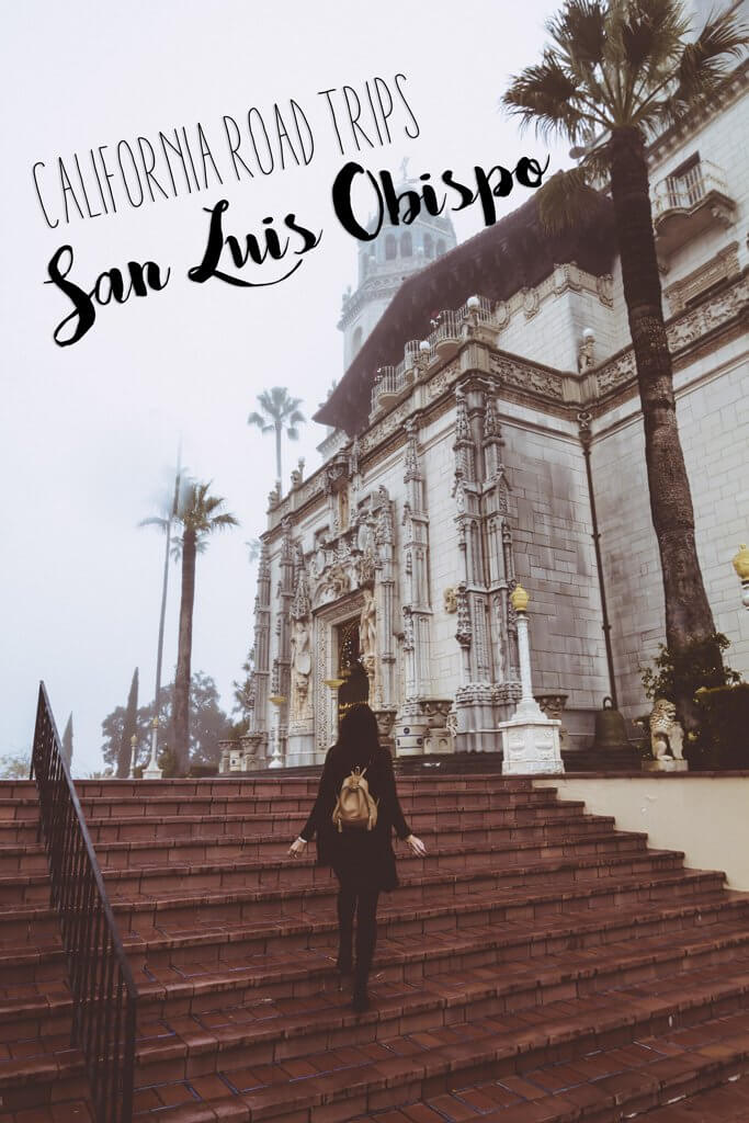California Road trips the best of San Luis Obispo