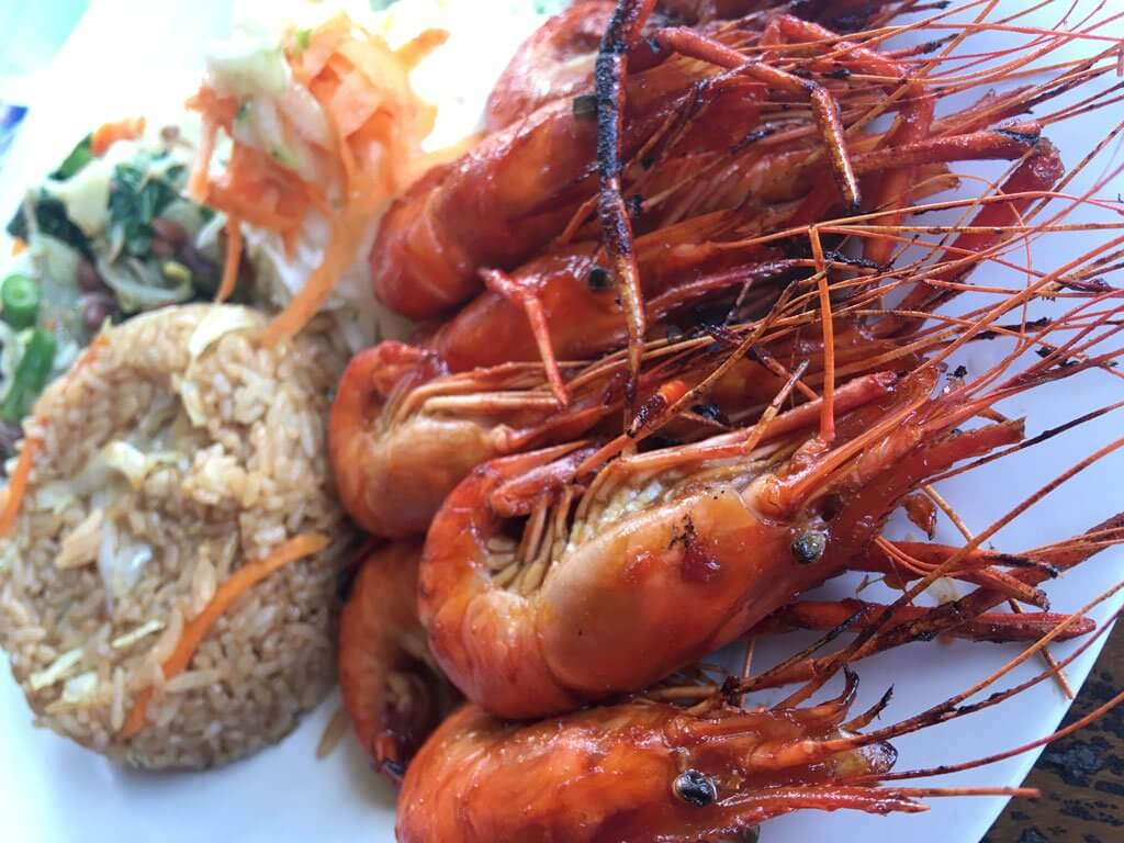 Seafood in Amed Bali