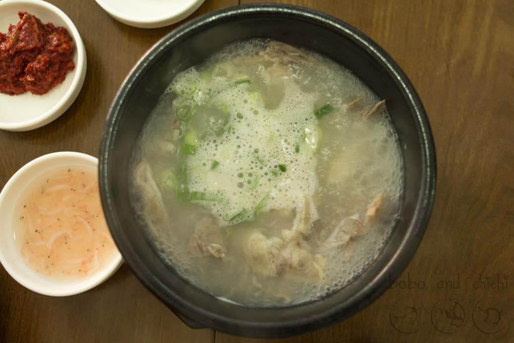 Dwichi Gukbap in Busan