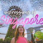 Impressions of Singapore