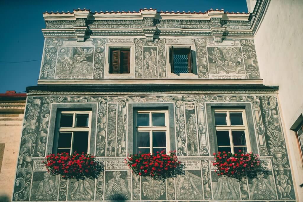 Slavonice Czech Republic