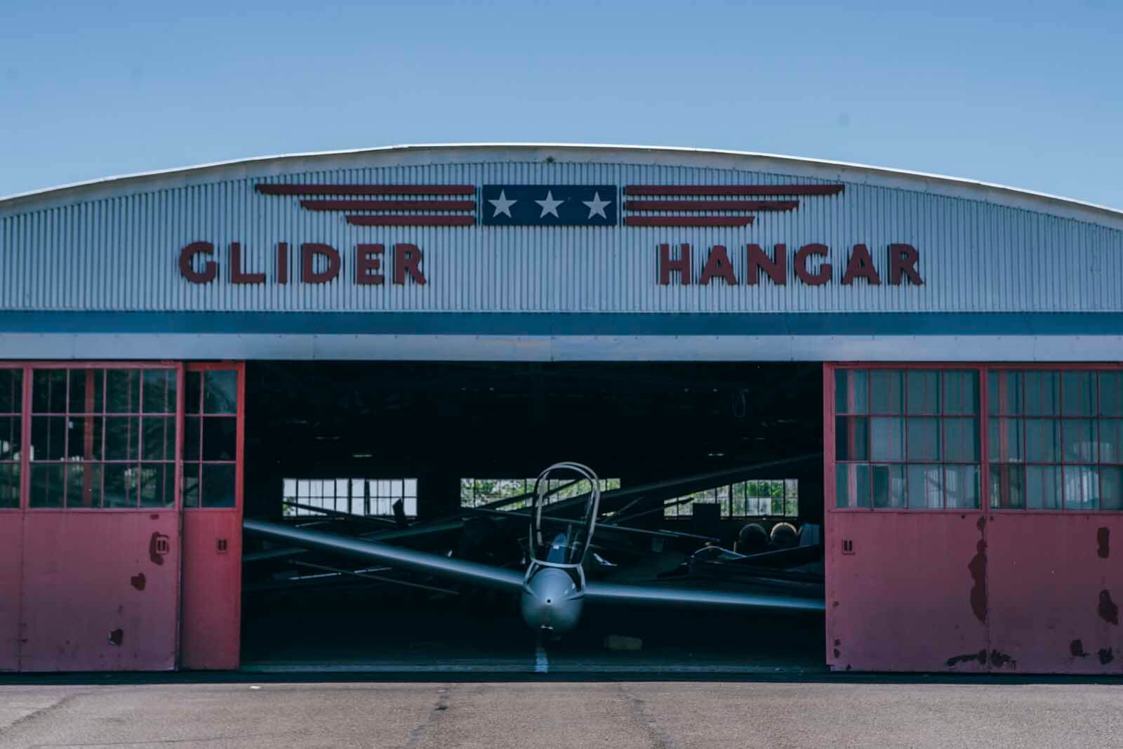 Harris Hill Hangar