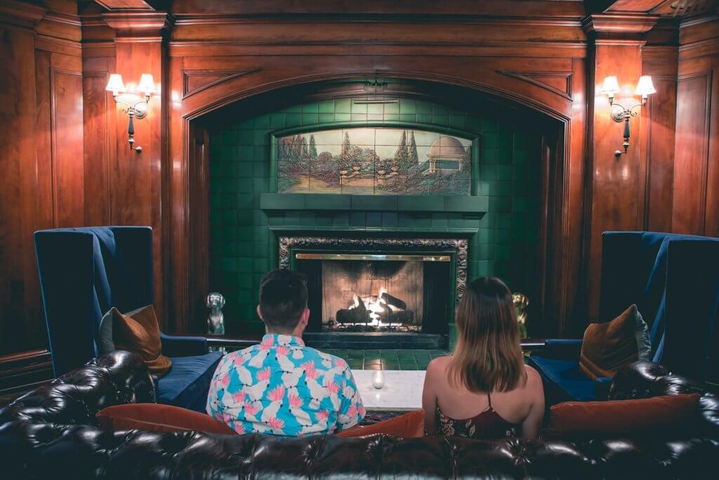 Dunbar Room Sorrento Hotel Seattle