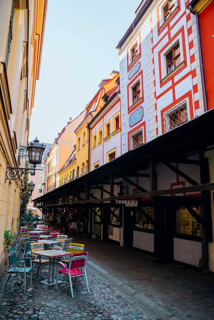Stare Jatki Shops in Wroclaw