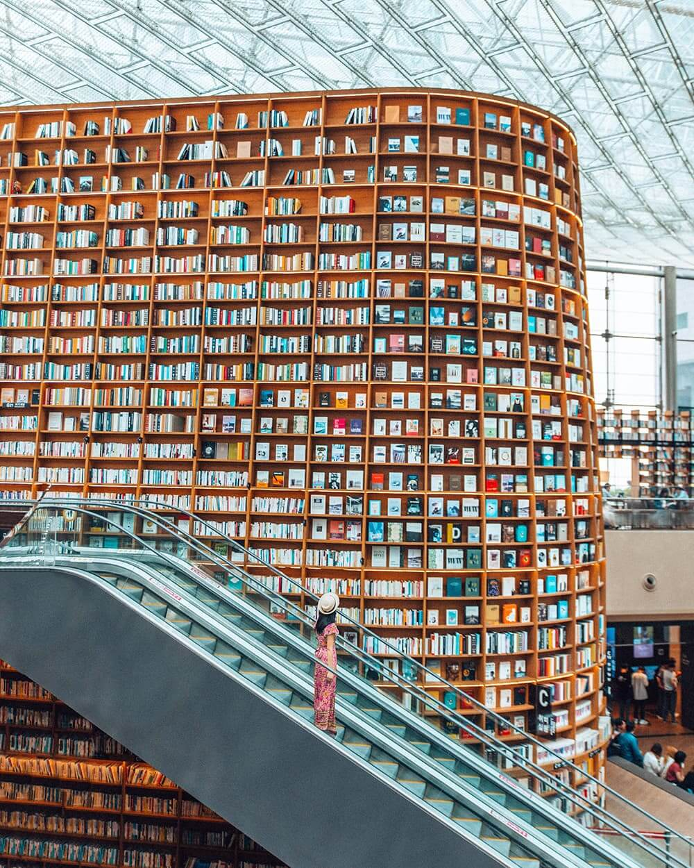 Starfield Library in South Korea - The Diary of a Nomad
