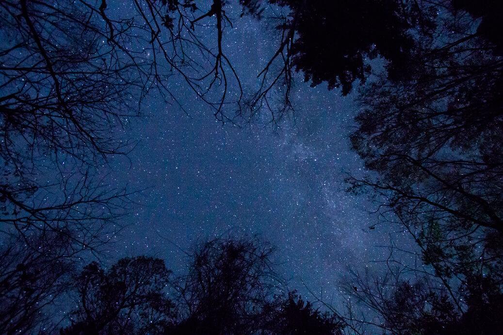 Seoraksan Milky Way