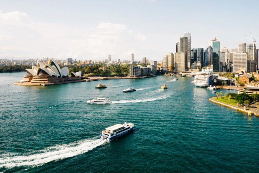 View-of-Sydney-Harbor